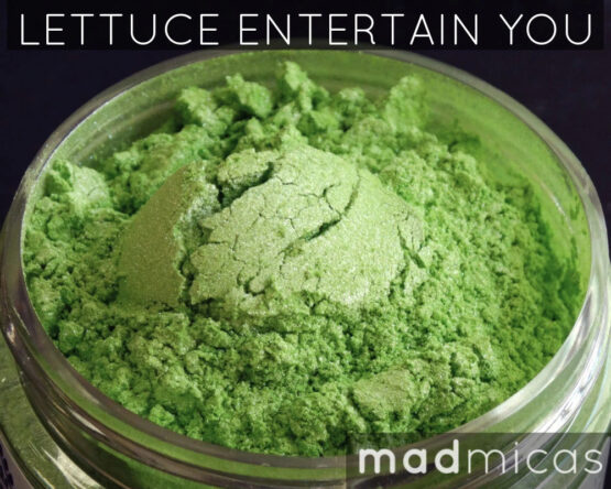 Prebuy Lettuce Entertain You Mica from Mad Micas
