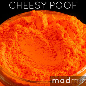 Prebuy Mad Micas Cheesy Poof Pigmant
