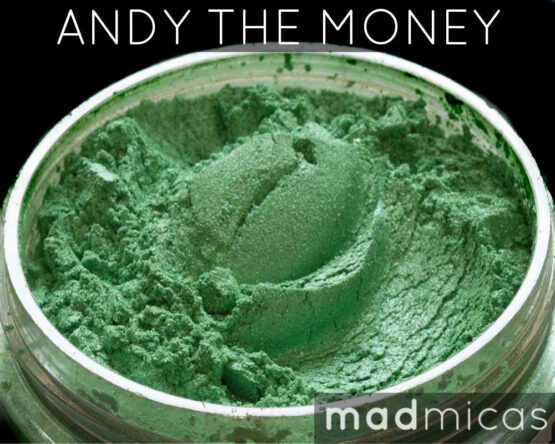 Mad Micas Andy the Money Green Mica Canada