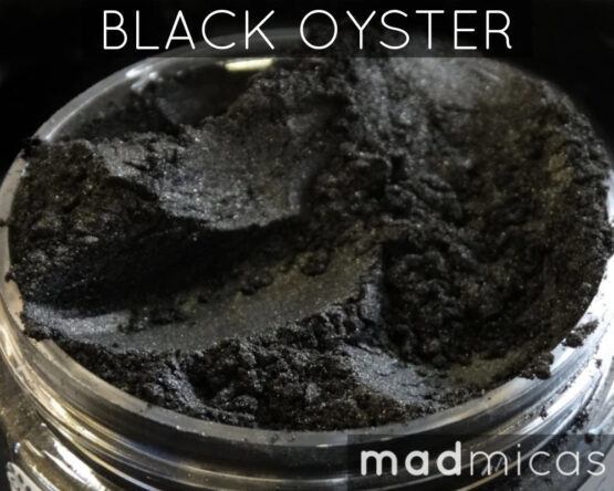 Mad Micas Black Oyster Mica Canada