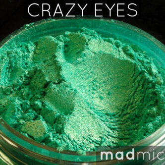 Mad Micas Crazy Eyes Green Mica Canada