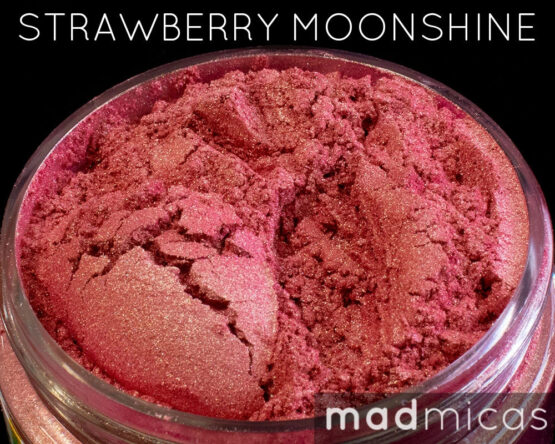 Mad Micas Strawberry Moonshine Mica Canada